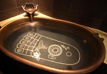 貸切風呂「佛の湯」1時間2,100円 貸切