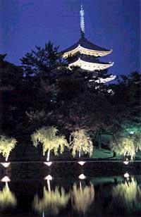 興福寺・猿沢池