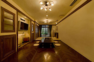 バリアフリー客室