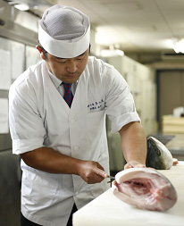 料理長田中の写真