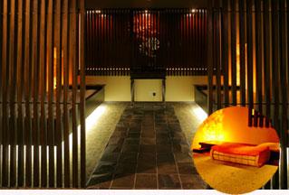 山代温泉唯一の個室貸切岩盤浴を完備
